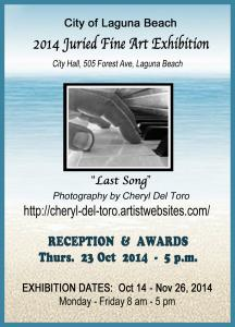 City Of Laguna Beach 2014 Juried Fine Art Exhibition